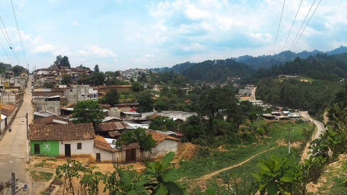 Next Stop: Chichicastenango