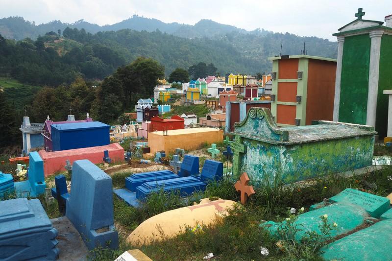 Chichicastenango Friedhof