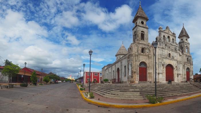 Erste Schritte in Granada