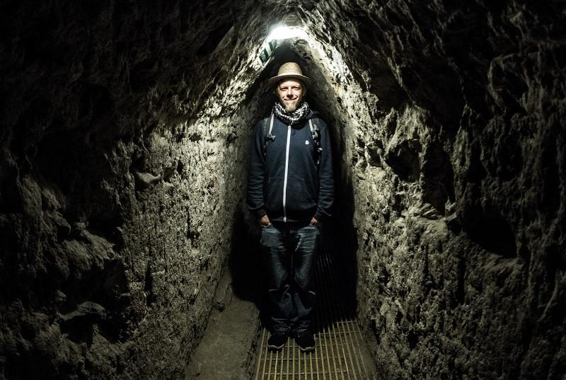 Ein Männlein steht im Tunnel...