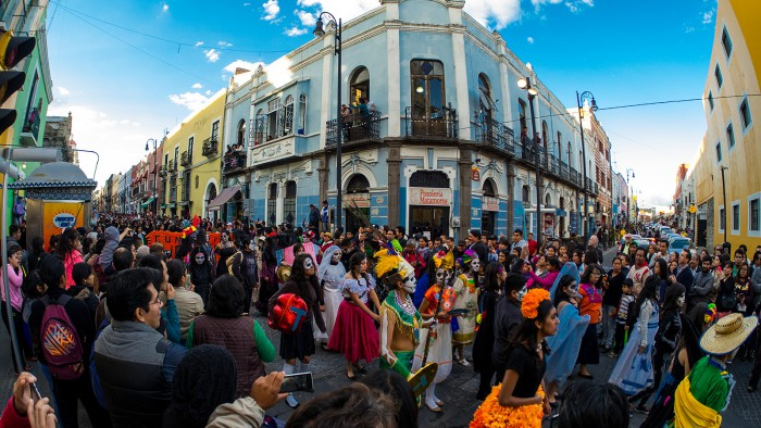 Puebla - Eine Stadt zum verlieben