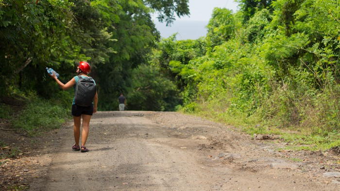 Brumm Brumm auf Ometepe - Part 1